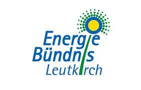 Das Bild zeigt das Logo vom Energiebündnis Leutkrich